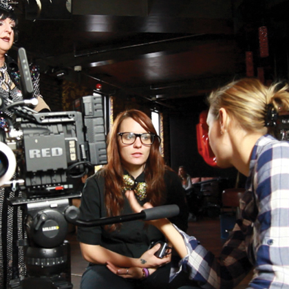 Women in Film: Advice on breaking into the industry